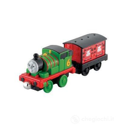 Vagone Thomas & Friends carica e lancia - Percy (W6269)