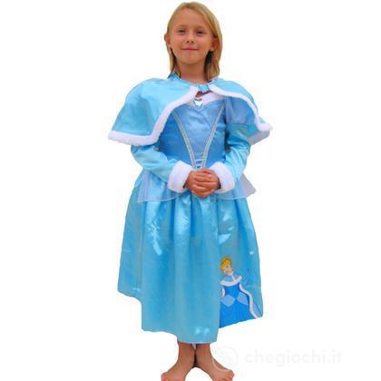 Costume Cenerentola Invernale taglia L (R881850)