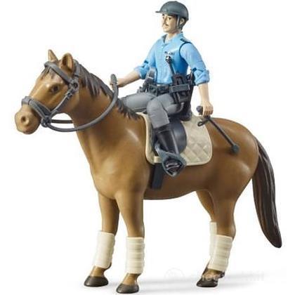 Poliziotto a Cavallo (62507)