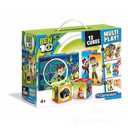 12 Play Ten41507Clementoni Multi Cubi Ben dBQxWEeCro