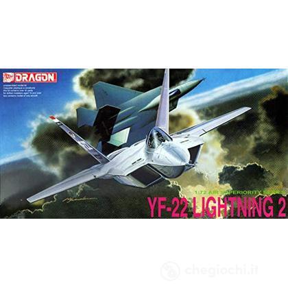 Yf-22 Lightning Ii Scala 1/72 (DR2508)