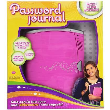 My Password Journal 8 (CGJ15)