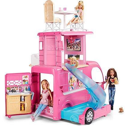 Camper di Barbie (CJT42)
