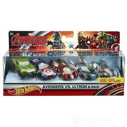 Auto Avengers VS Ultron 5 pack (CFC93)