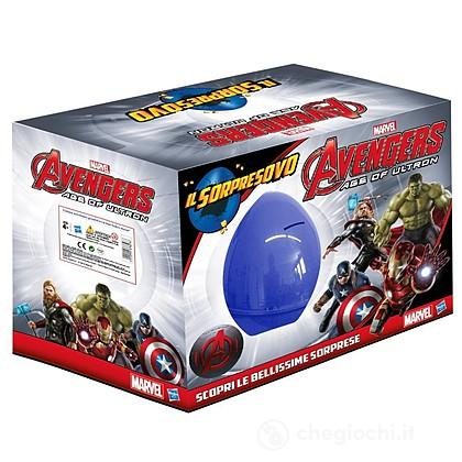 Sorpresovo Avengers 2016