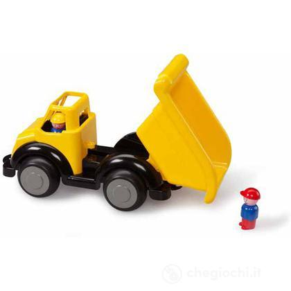 Construction - Super camion con 2 personaggi