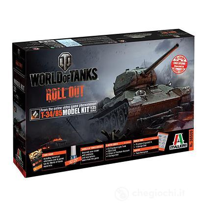 World Of Tanks - T - 34/85