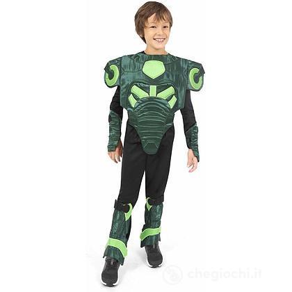 Gormiti Costume Lord Electryon Tg M 6 - 7 anni