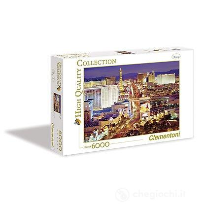 Las Vegas 6000 pezzi High Quality Collection (36510)