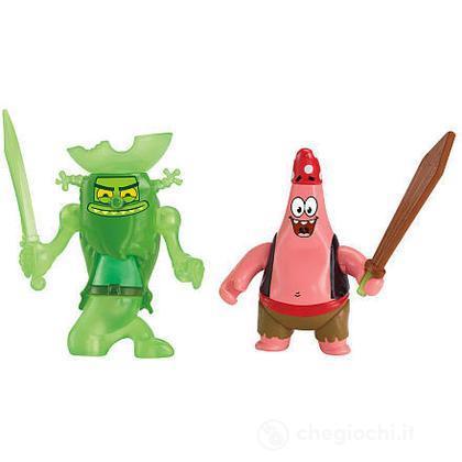 SpongeBob - Patrick and the Flying Dutchman (X7664)