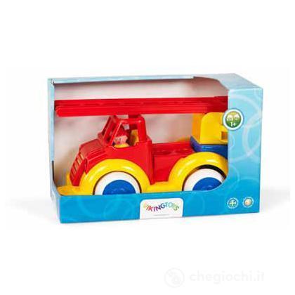 Gift boxes - Super camion pompieri con 2 personaggi