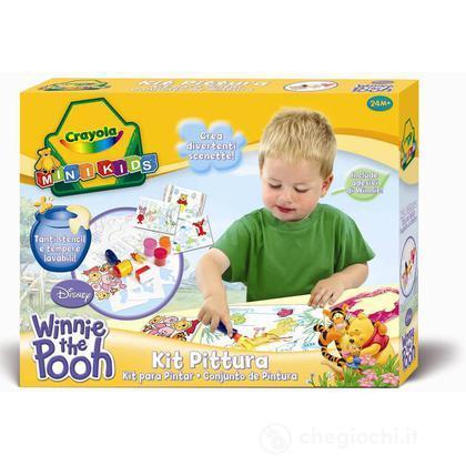 Kit pittura di Winnie the Pooh