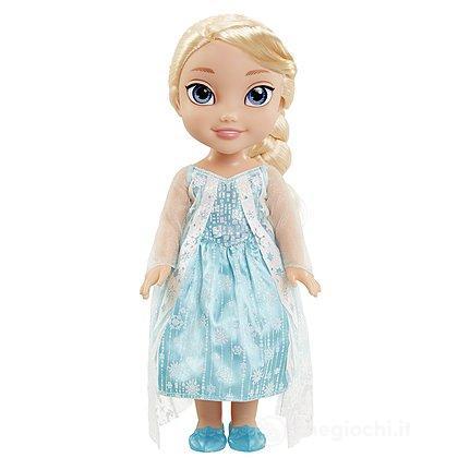 Bambola Elsa Frozen glitter