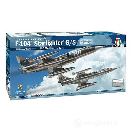Aereo F-104 G Recce 1/32 (IT2514)