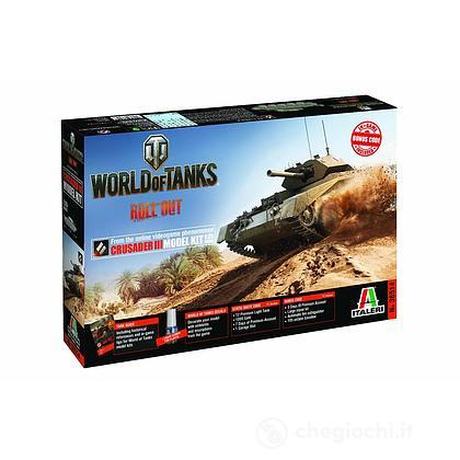 Carro Armato World Of Tanks Crusader III 1/35 (IT36514)