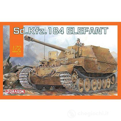 Carro Armato SD.KFZ.184 ELEFANT 1/72 (DR7515)