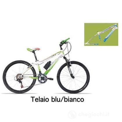 """Bici 24"""" Tropea Blue-White"""