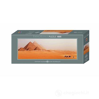 Puzzle 1000 Pezzi Panorama - Piramidi