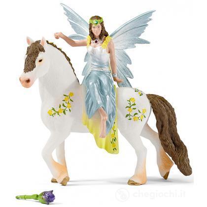 Eyela Con Abito Della Festa A Cavallo (70516)