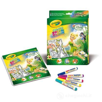 Set Color Wonder Disney Fairies