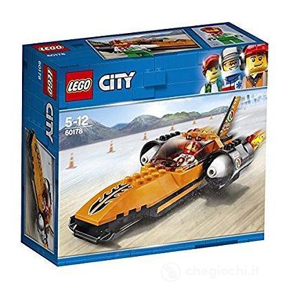 Bolide da record - Lego City (60178)