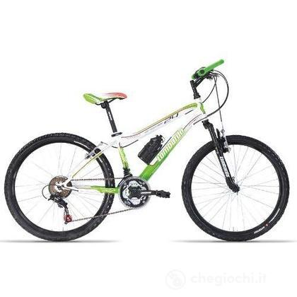 "Bici 24"" Tropea Green-White"