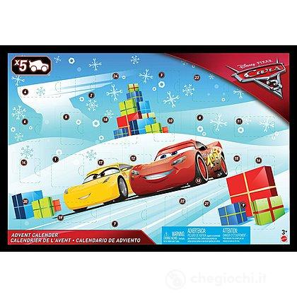 Calendario dell'Avvento Cars 3 (FGV14)