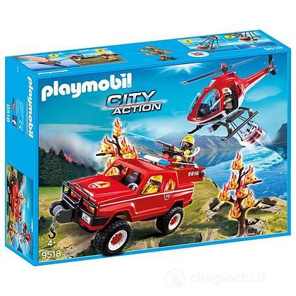 Super Set Pompieri Forestali (9518)