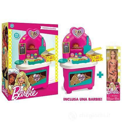 Pizzeria Barbie con Barbie (GG00518 )