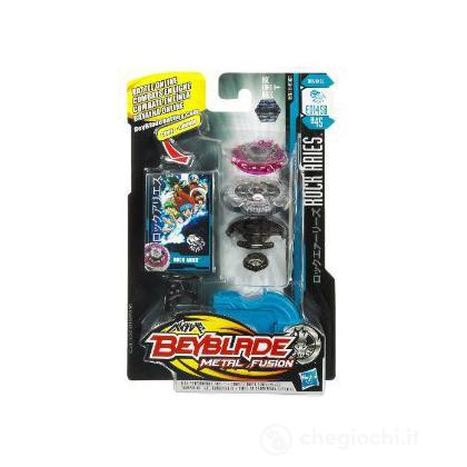Beyblade Metal Fusion battle top super - Rock Aries