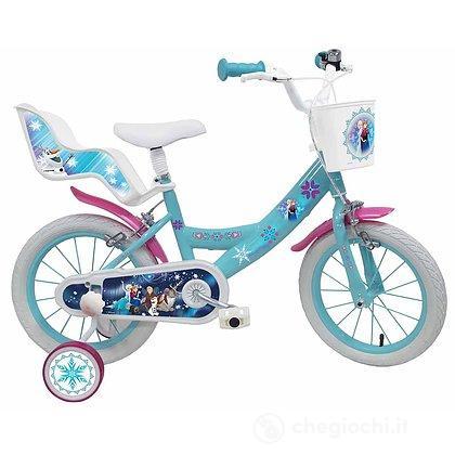 Bicicletta Disney 16 Frozen (B03750)