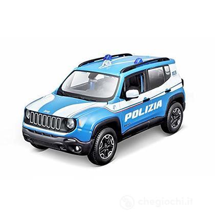 Jeep Renegade Polizia 1/24