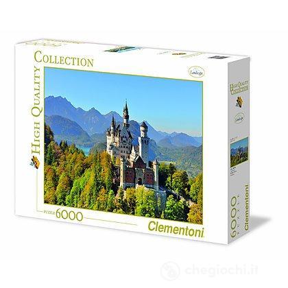 Neuschwanstein 6000 pezzi High Quality Collection (36520)