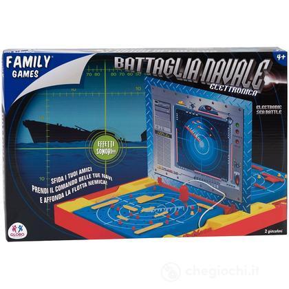 Globo 36520 Battaglia Navale Elettronica