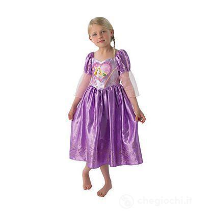 brillante nella lucentezza bene vera qualità Costume Rapunzel Classic S (610281)