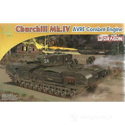 Carro Armato CHURCHILL MK.IV AVRE 1/72 (DR7521)