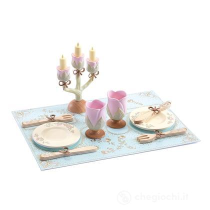 Piatti delle principesse Dishes of princesses DJ06521