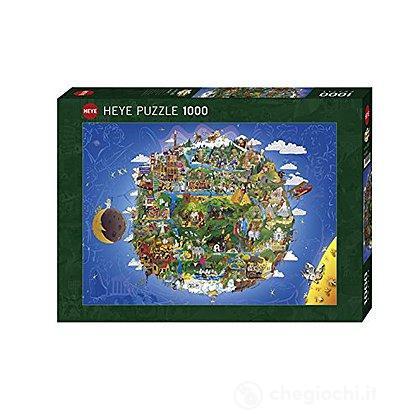 Puzzle 1000 Pezzi - La Terra