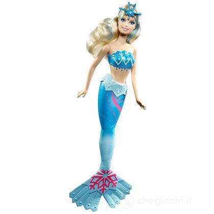 Barbie sirene modello 3 w6283 barbie mattel giocattoli - Barbie barbie sirene ...