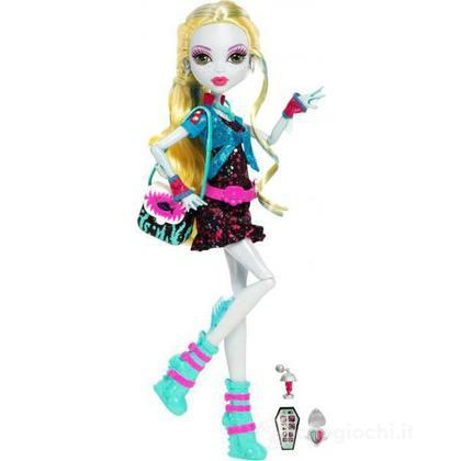 Lagoona Blue - Monster High Serata Tra Mostramiche (BBC11)