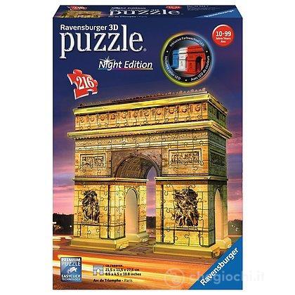 Arco di Trionfo Night Edition 3D puzzle (12522)