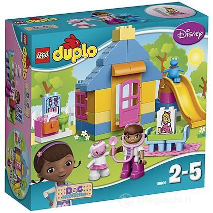 Dottoressa Peluche - Clinica in giardino - Lego Duplo Dottoressa Peluche (10606)