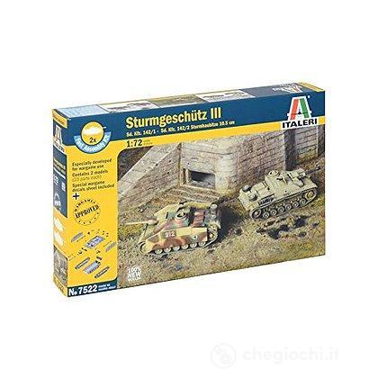 Sturmgeschutz III 1/72 (7522)