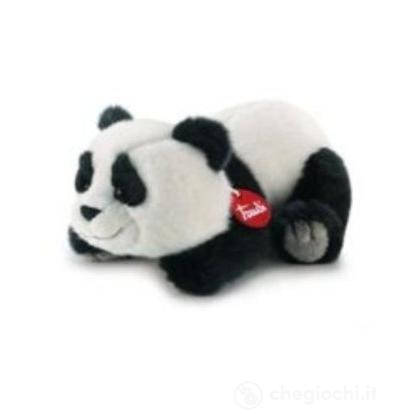 Panda Kevin piccolo sdraiato