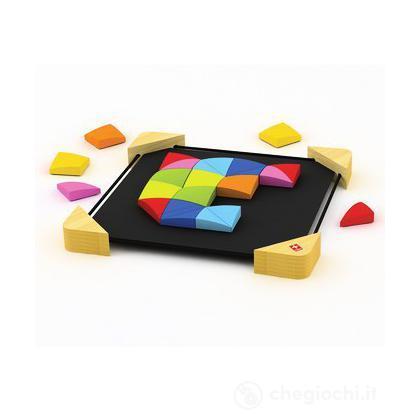 Mosaico magnetico