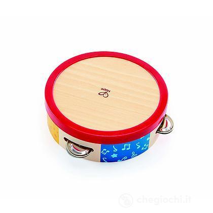 Tamburello in legno (E0607)