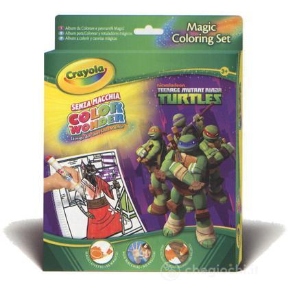 Set Color Wonder Tartarughe Ninja (55524)