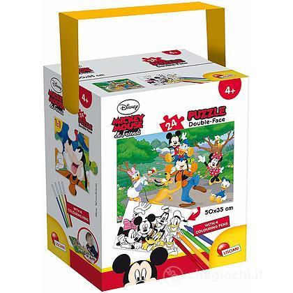 Puzzle In A Tub Mini 35 X 50 24 Pezzi Mickey (65240)