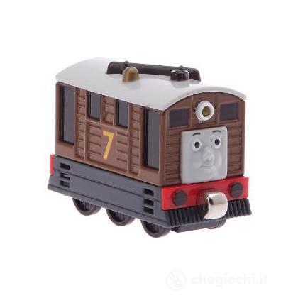 Vagone Thomas & Friends luci e suoni. Toby (T4535)