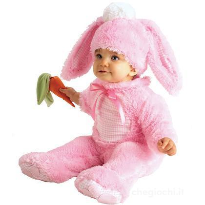 Costume coniglietto rosa grande (885352)